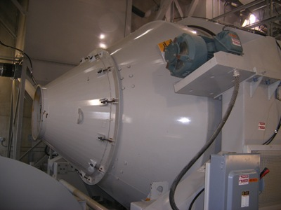 Click to find out more about Horizontal Reversing Concrete Mixer